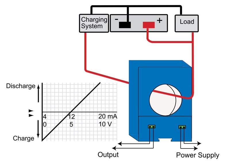 Nk Dt8 005 24u Bp Dl Current Transducers