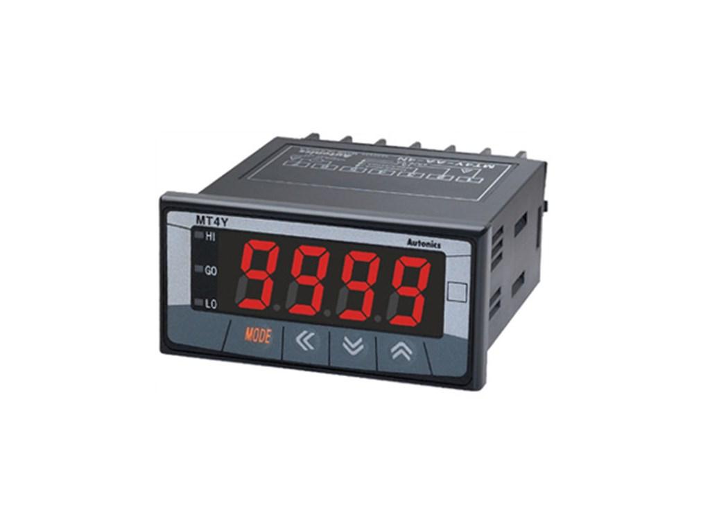 Panel Mount 4 20 Ma Digital Indicator : Autonics mt w da digital multi panel meter digit